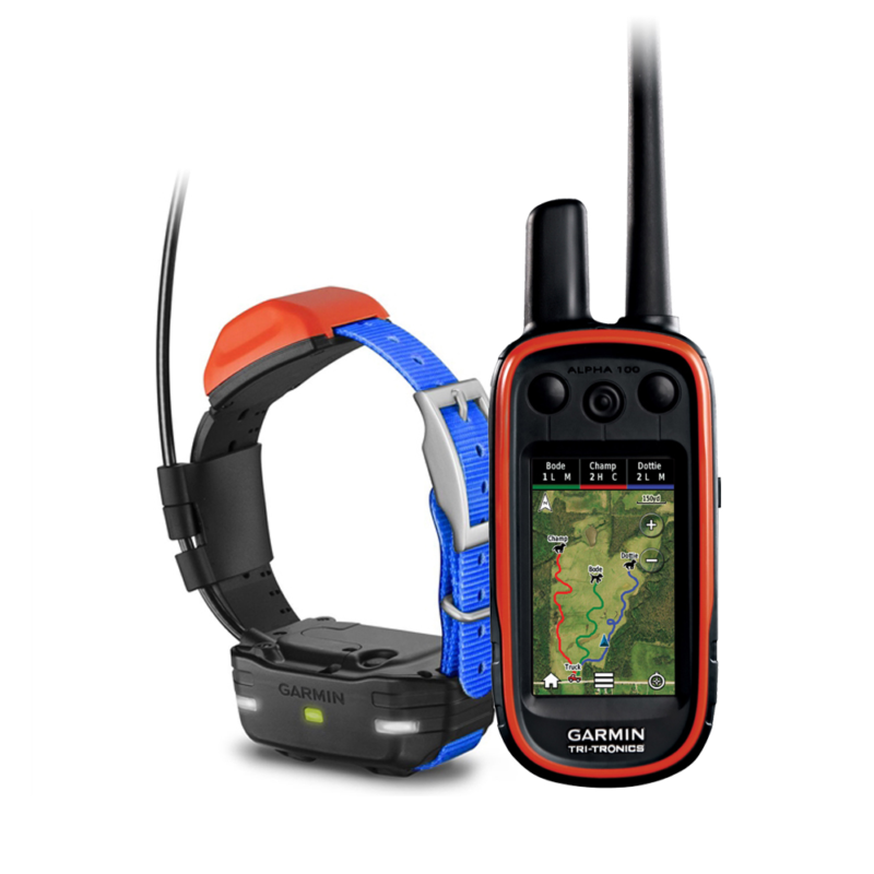 GAA008 Garmin ALPHA/T5 Mini Tracking Combo