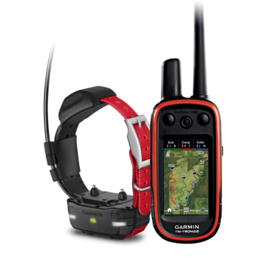 GAA025 Garmin ALPHA/TT15 Mini Track N Train Combo