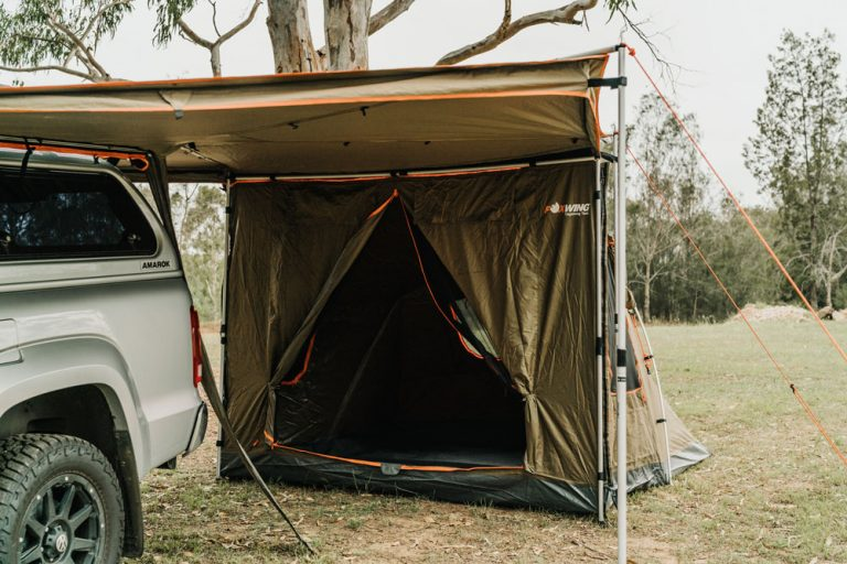 OFW25TGATA Foxwing Tagalong Tent