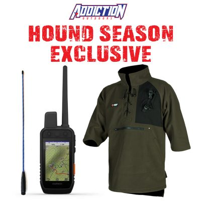 Addiction Outdoor Hounding Season Exclusive