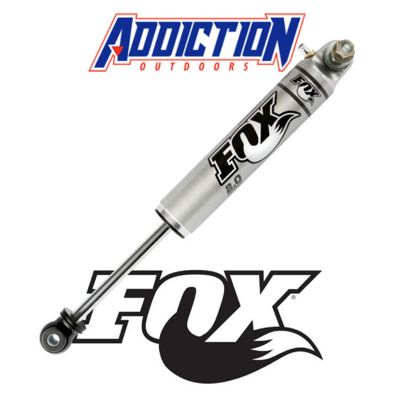 Fox 2.0 Performance Series Ifp Steering Damper Kit - Toyota Landcruiser 70 Series 2007-0N