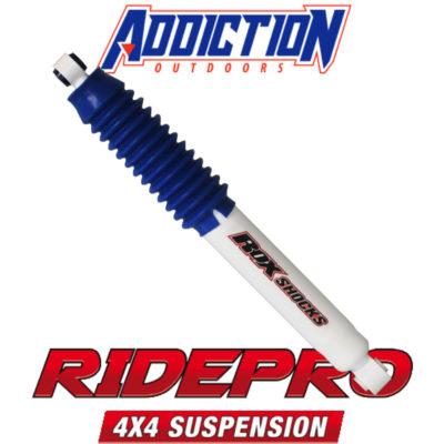 Ridepro Steering Damper Ute -Nissan Patrol GU Y61 98-16